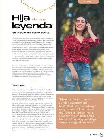 Page 27 of Entrevista Nicole