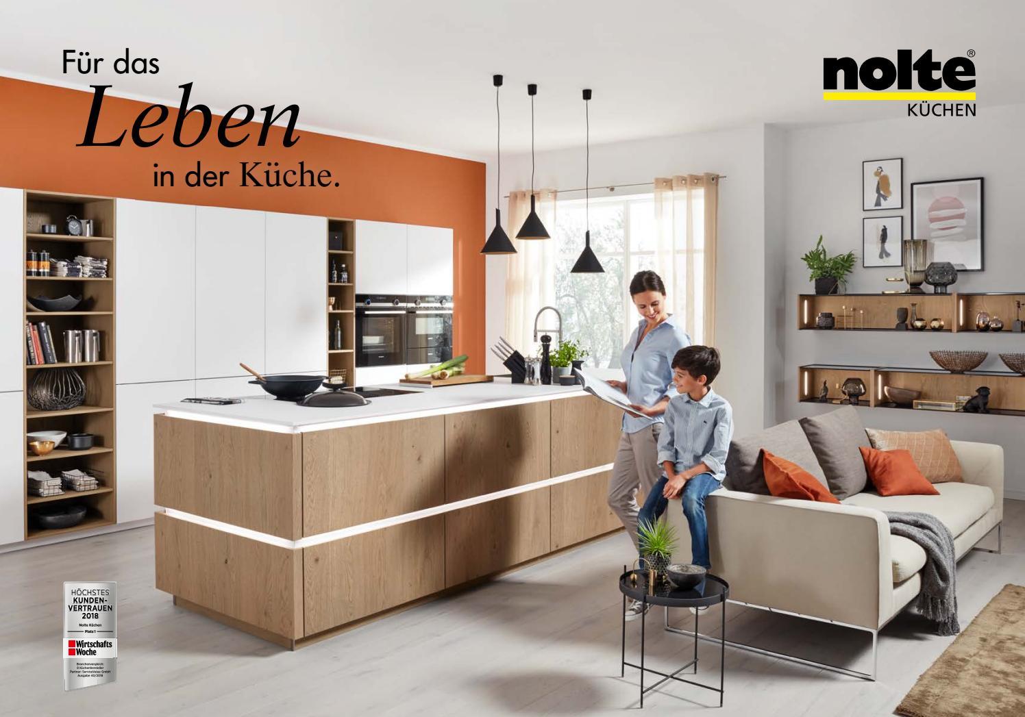 Nolte Kuchen Magazin 2019 By Nldm Issuu