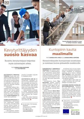 Page 56 of Kuntopiirin kautta maailmalle