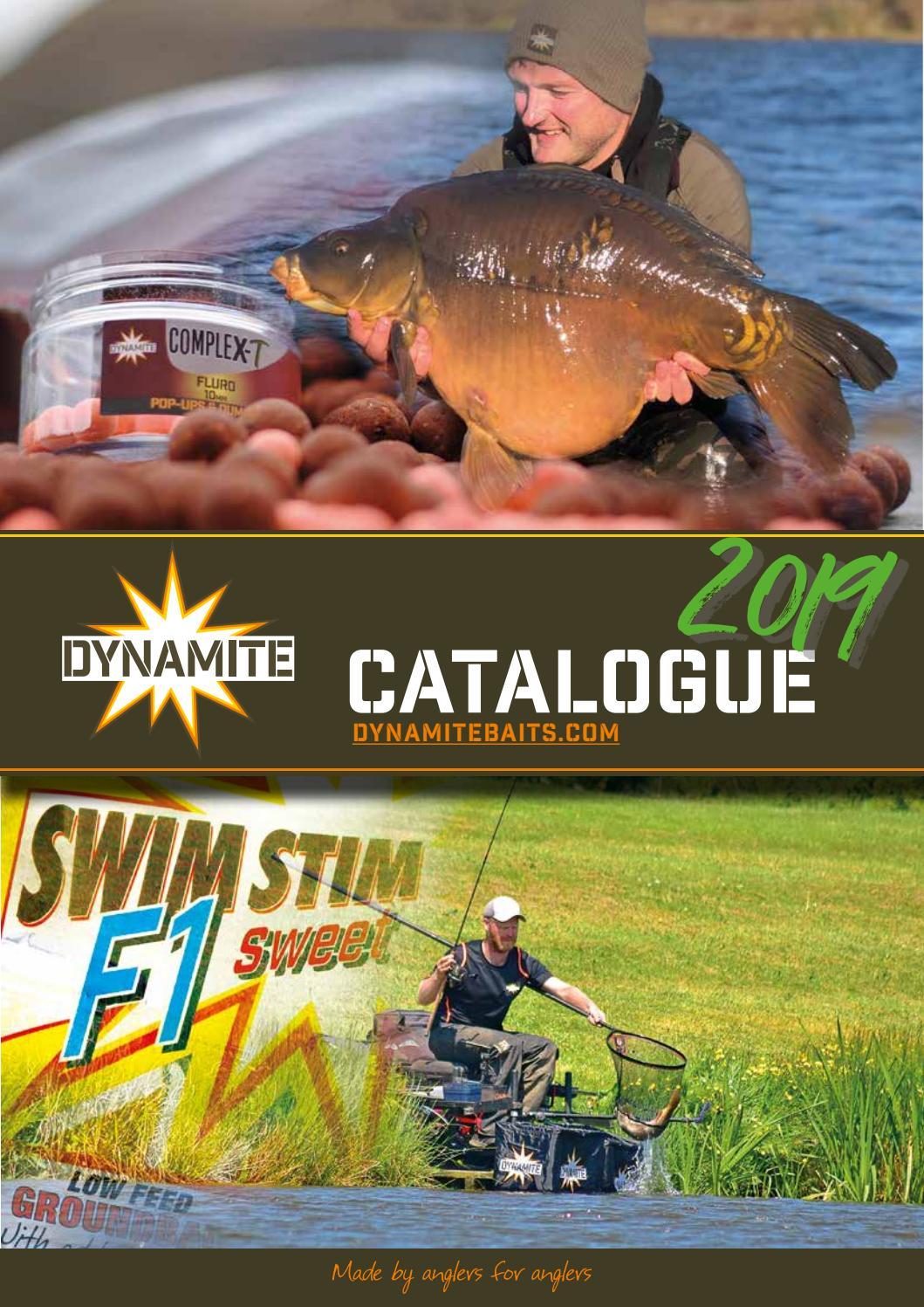 Dynamite Swim-Stim Silver Fish Groundbait 900g Koi Technology *COARSE CARP