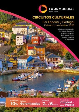 Tourmundial Circuitos Culturales Feb Nov 2020 Zona Norte
