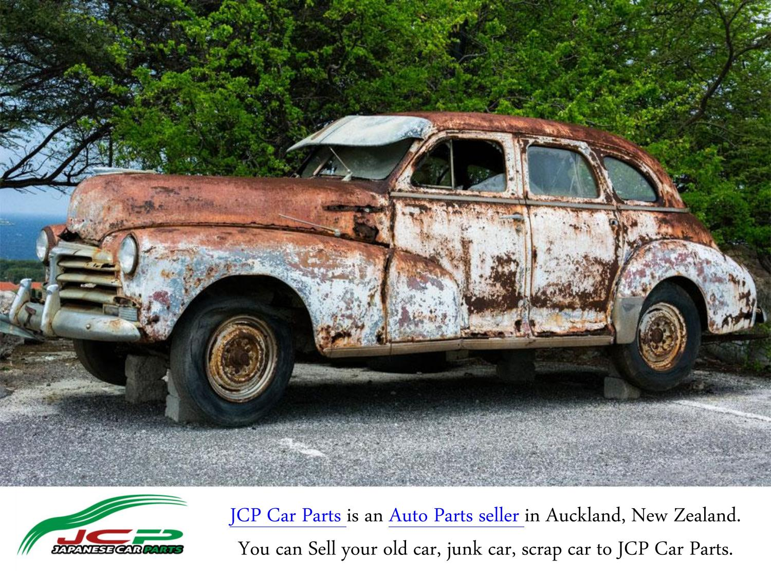 Car For Cash >> Sell Junk Cars For Cash Online Jcp Car Parts By Jcpcarparts
