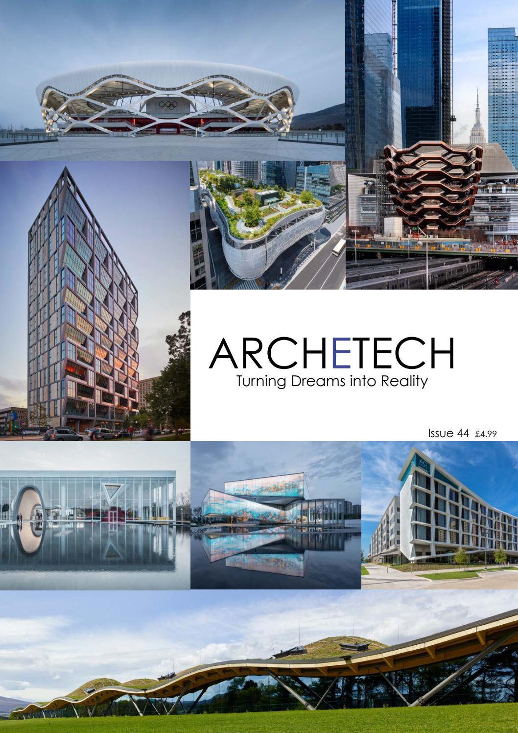 Archetech Issue 44 2019 By Archetech Media Ltd Issuu