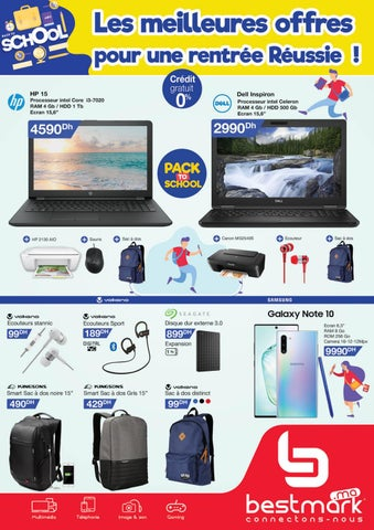 Catalogue Bestmark au 30 Septembre 2019