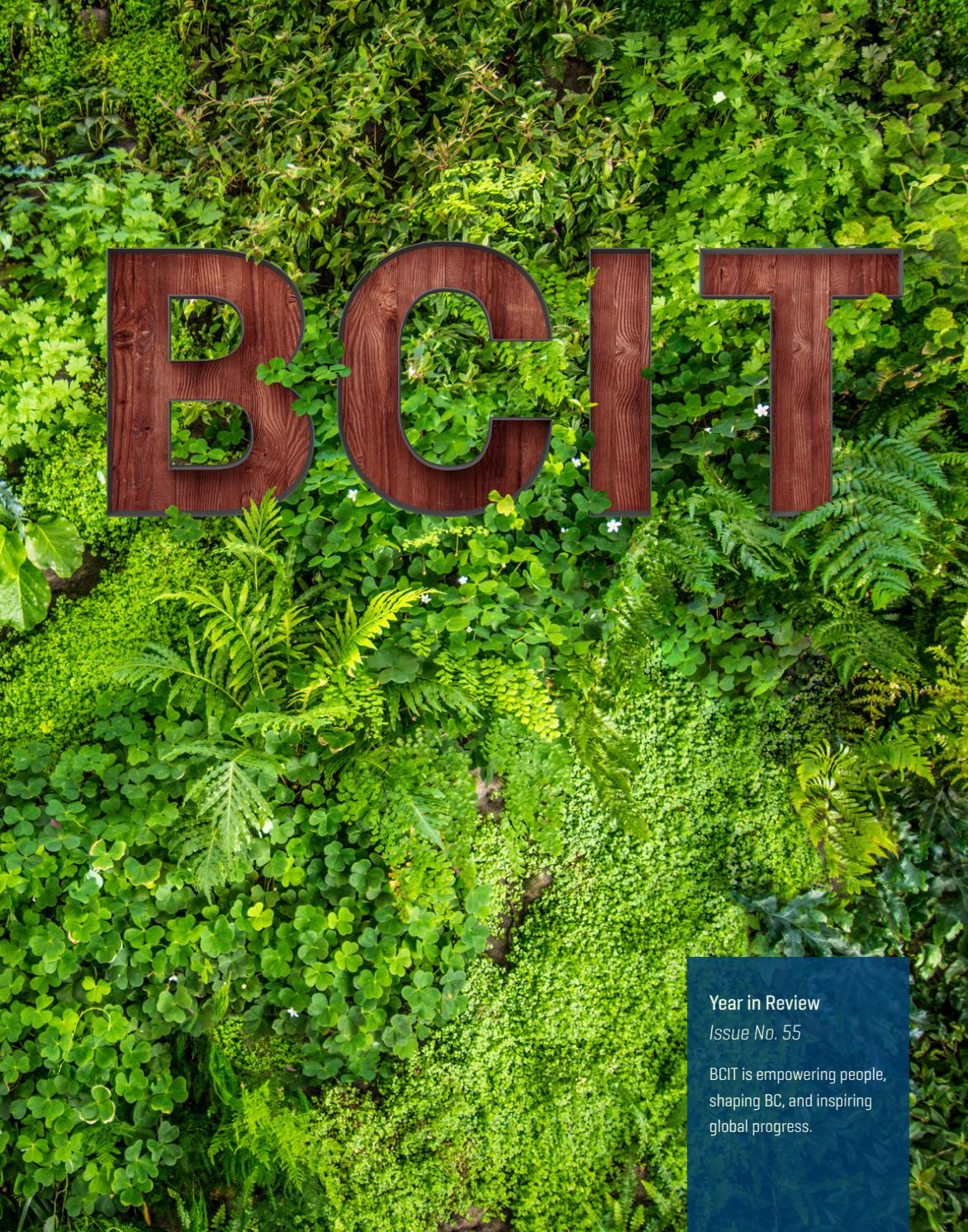 Bcit Year In Review 2018 2019 By Bcit Issuu