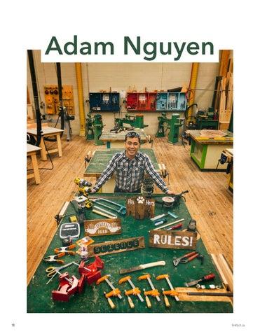 Page 22 of Student Spotlight: Adam Nguyen