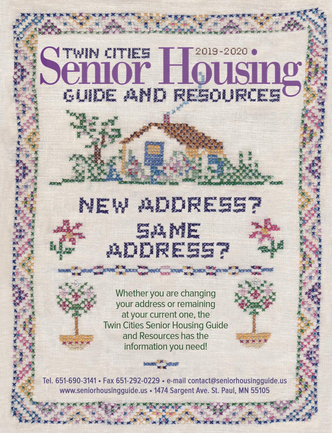 2019 20 Twin Cities Senior Housing Guide By Senior Housing Guide Issuu