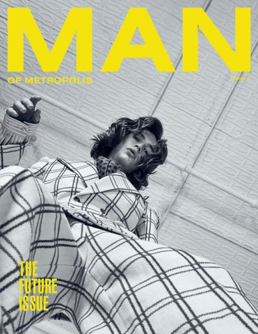 The Future Issue: Inception by METROPOLIS STYLE - issuu