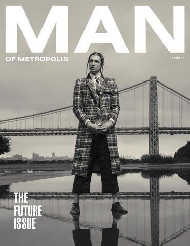 The Future Issue: Gattaca by METROPOLIS STYLE - issuu