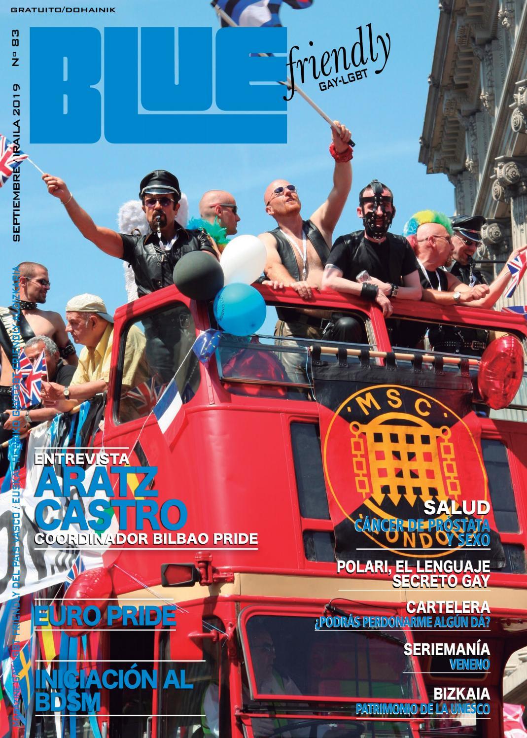 Niño Gay 18 Anal Follando Porno blue magazine septiembre 2019 n83 - september 2019