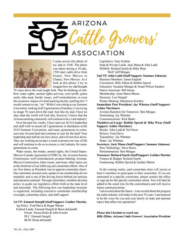 Page 20 of Cattle Growers Column