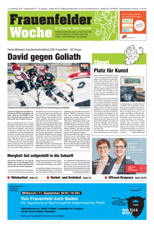 Nr. 51/52 23. Dezember 2016 - Verband Thurgauer