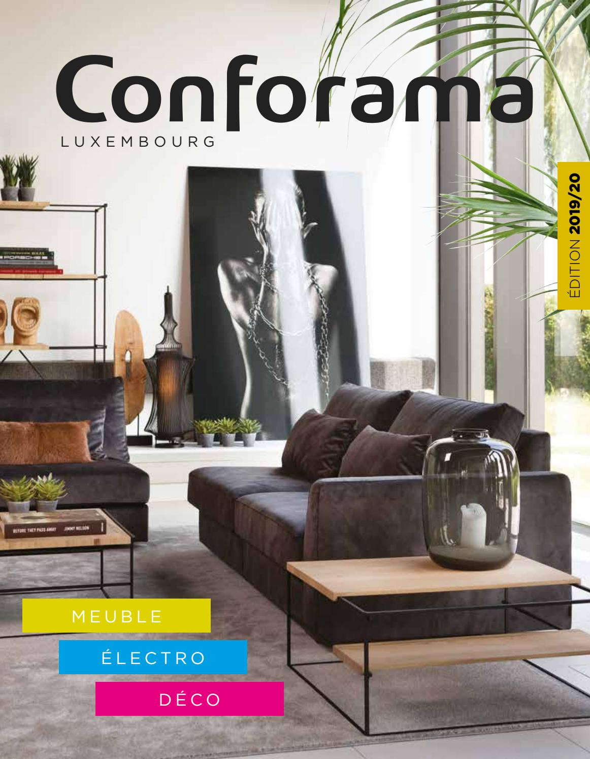 Doc Annuel 201920 By Conforama Luxembourg Issuu