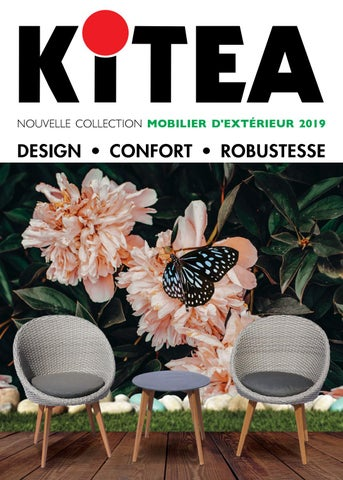 Catalogue Kitea mobilier d\'extérieur 2019 by Rishop.ma - issuu