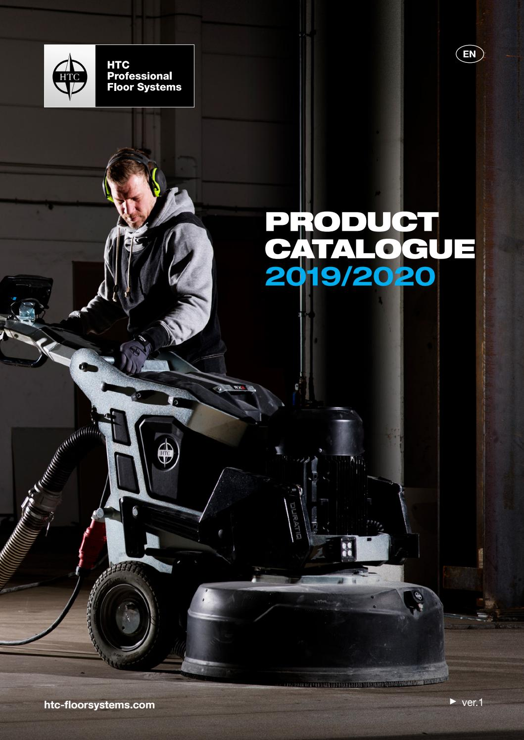 Htc Product Catalogue 2019 2020 En By Htc Floor Systems Issuu
