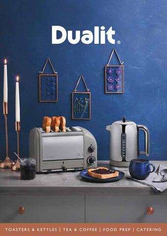 Dualit Brochure 2019 By Dualit Ltd Issuu