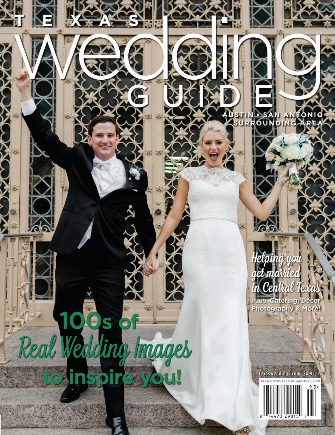 Texas Wedding Guide Fall 20 by Texas Wedding Guide   issuu