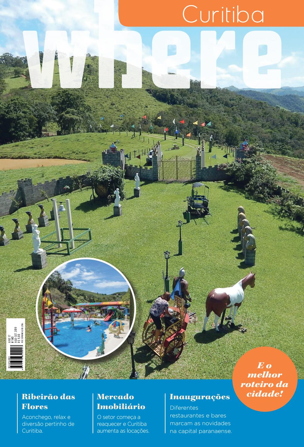 Where Curitiba Edição 143 By Where Curitiba Issuu