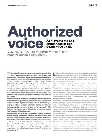 Page 17 of CPB - Authorized voice