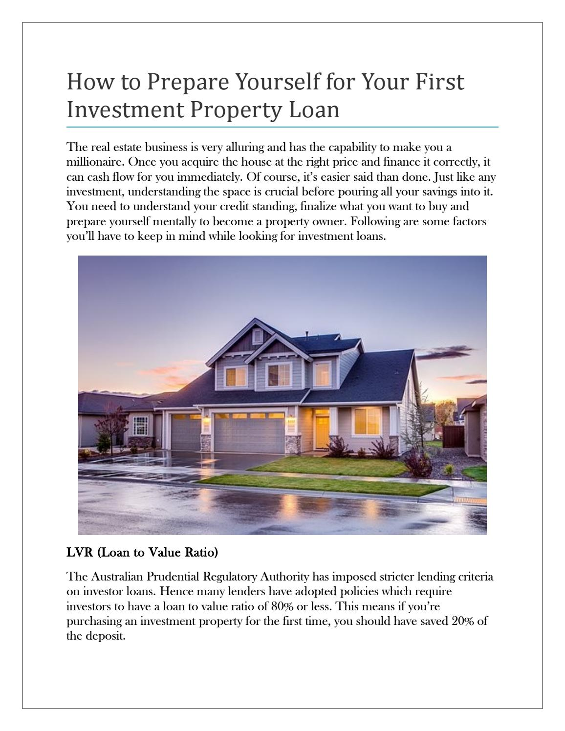 20 investment property mortgage global futures forex ltd ada mi