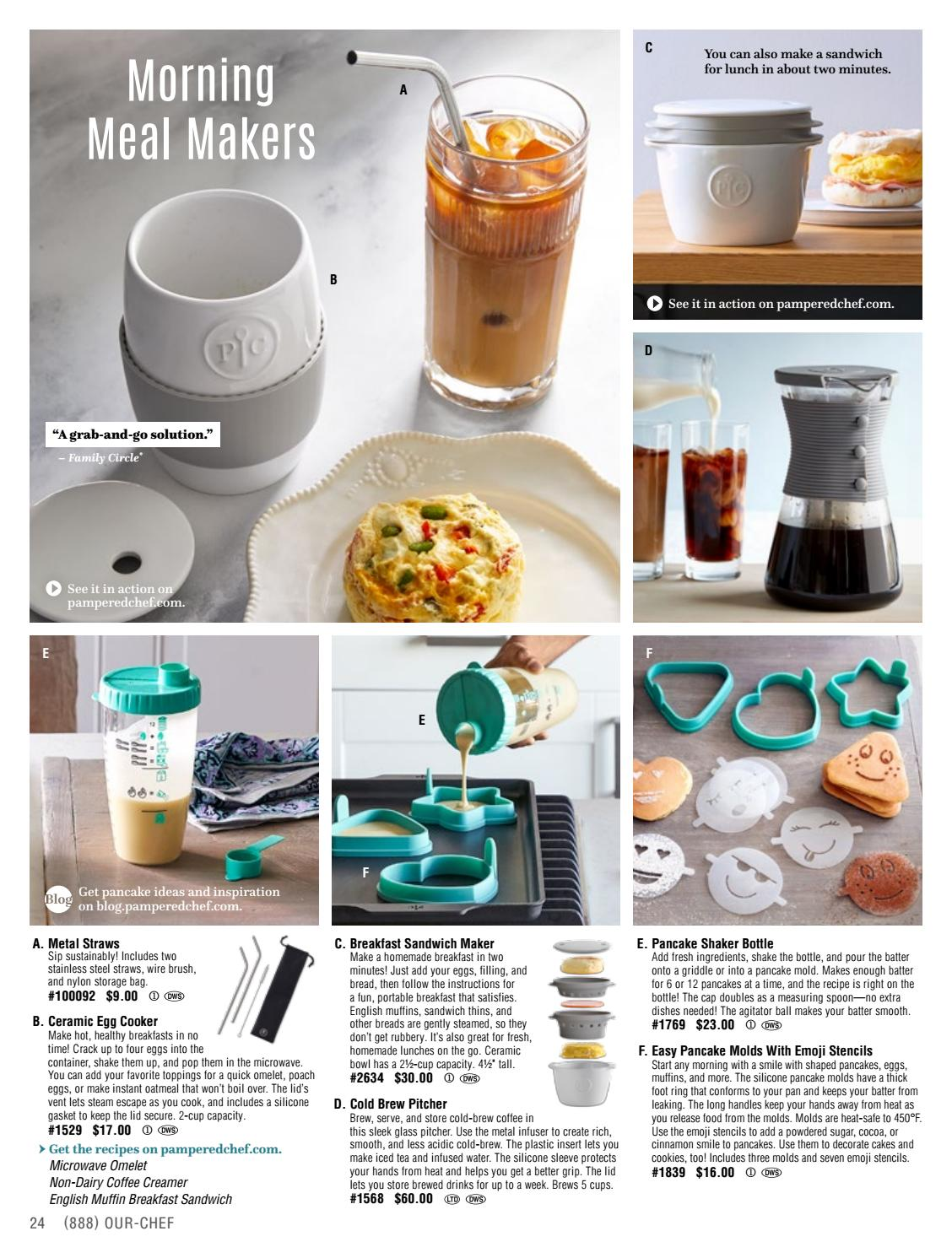Fall Winter 2019 Catalog By Pampered Chef Issuu