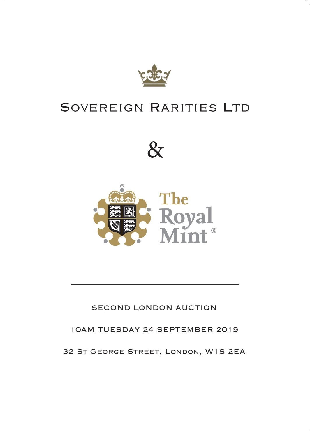 2019 Auction Catalogue The Royal Mint By The Royal Mint Issuu One extra 3rd level spell a day will not break anyones game. 2019 auction catalogue the royal mint