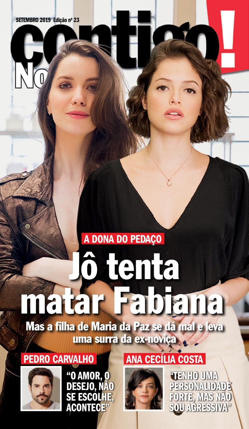Ana Cecília Costa Atriz contigo! novelas - edição 23caras brasil - issuu