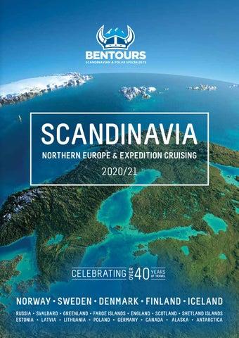 Bentours Scandinavia Brochure 2020-21 by Cox and Kings - issuu