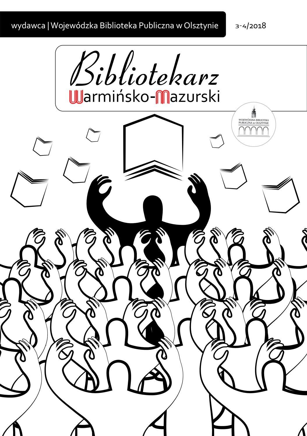 Bibliotekarz Warmińsko Mazurski 3 42018 By Wojewódzka