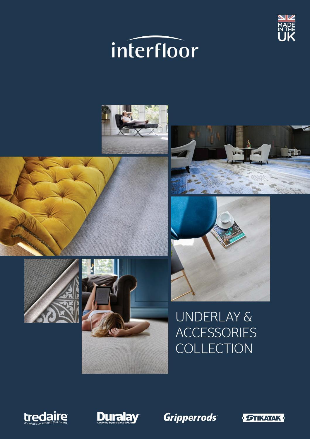 Cloud Nine Silver Lining Carpet Underlay//Underlay