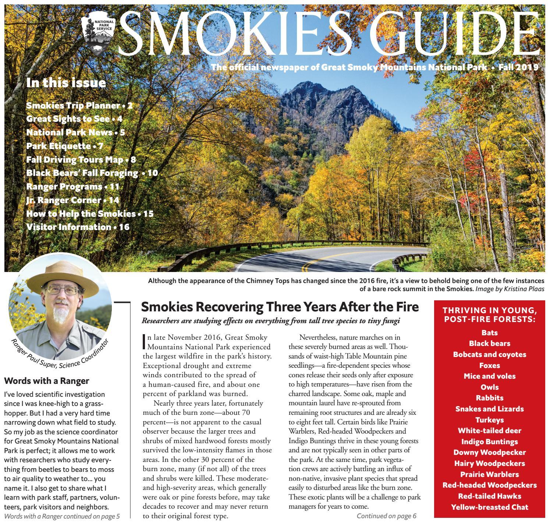 Smokies Guide Fall 2019 by GSMA - issuu