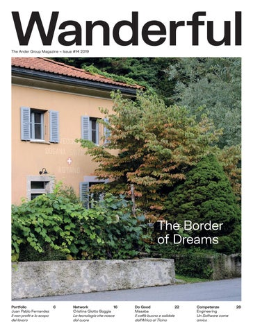 Page 1 of Vecchia Dogana Guesthouse - The Border of Dreams