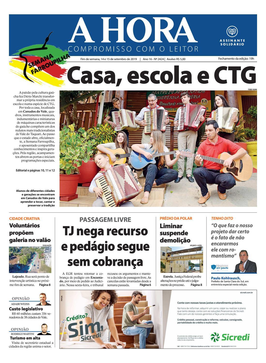 A Hora 14 E 15 De Setembro De 2019 By Jornal A Hora Issuu