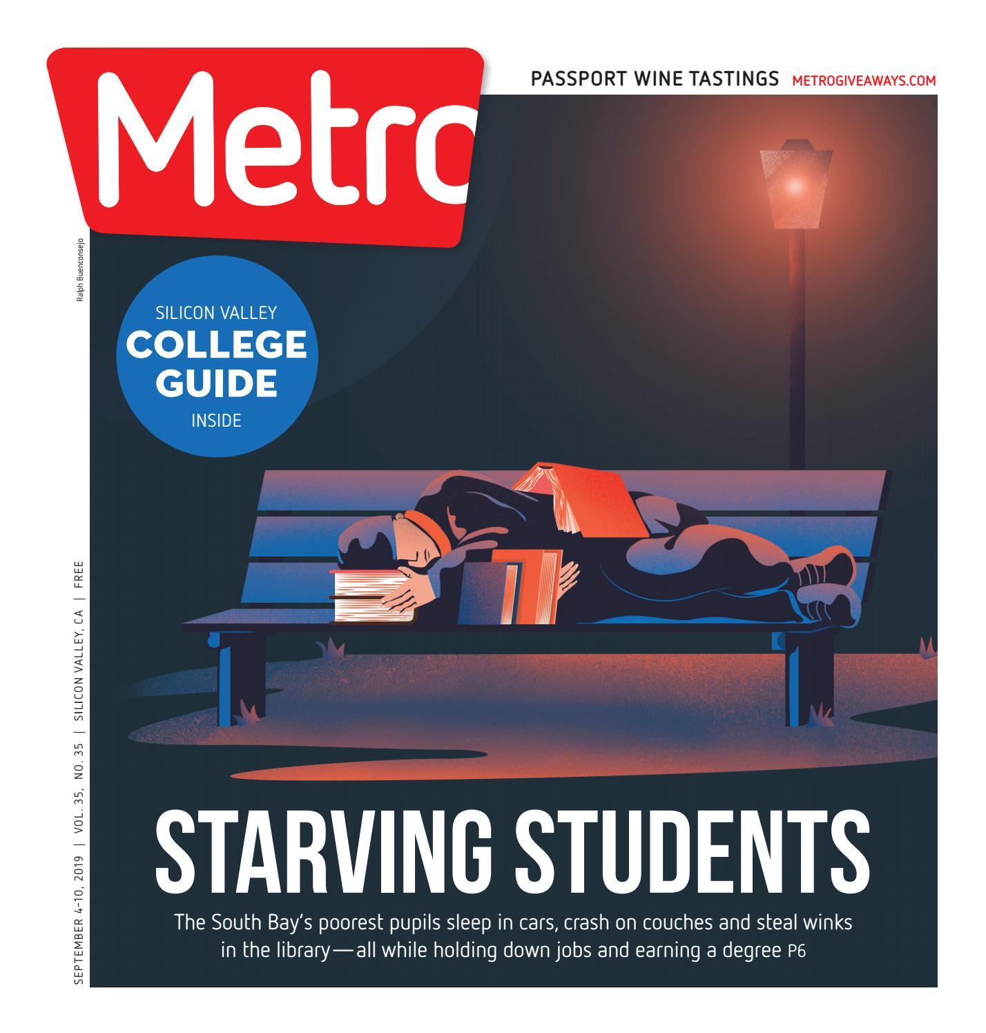 Metro Silicon Valley September 4-10, 2019 by Metro