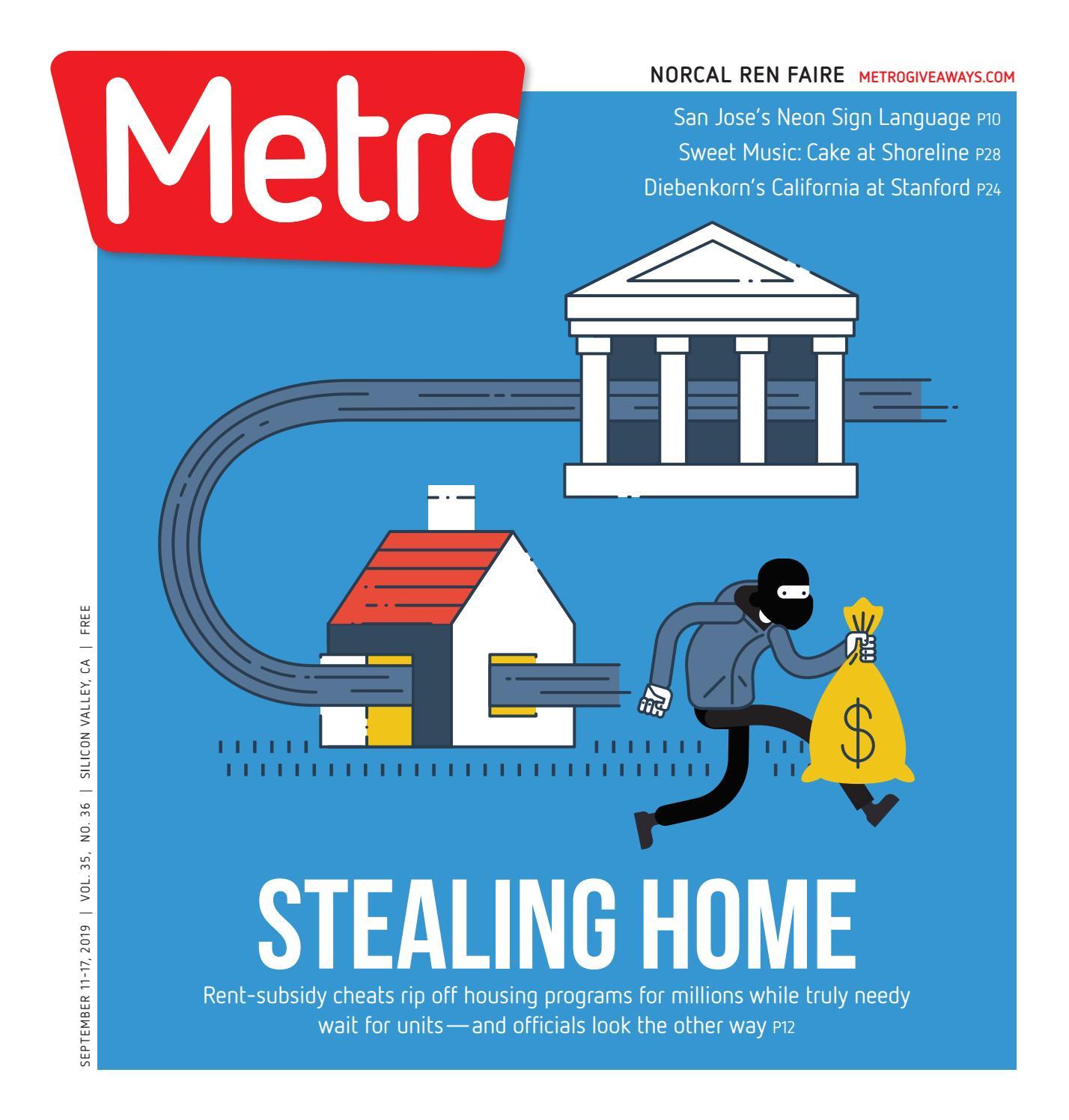 Metro Silicon Valley September 11-17 2019 by Metro