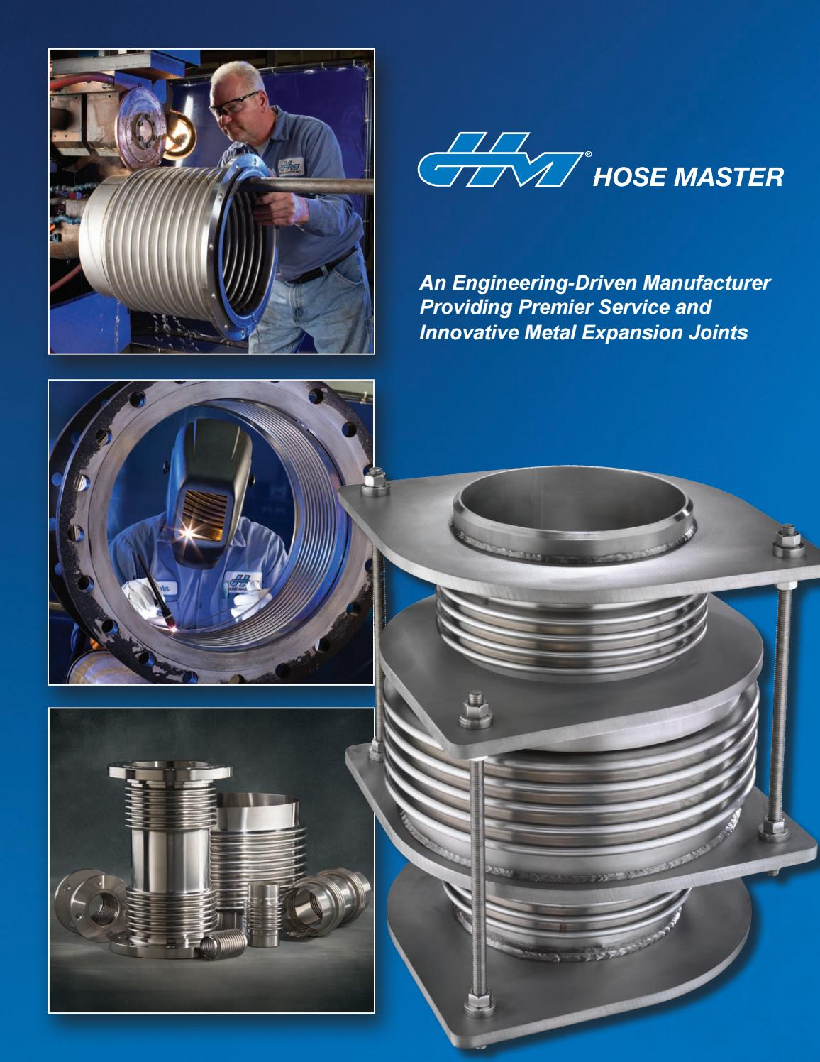 """UNIVERSAL 2.375/"""" X 12/"""" STAINLESS 9.125/"""" BRAIDED FLEX PIPE CONNECTOR//JOINT PIPING"""