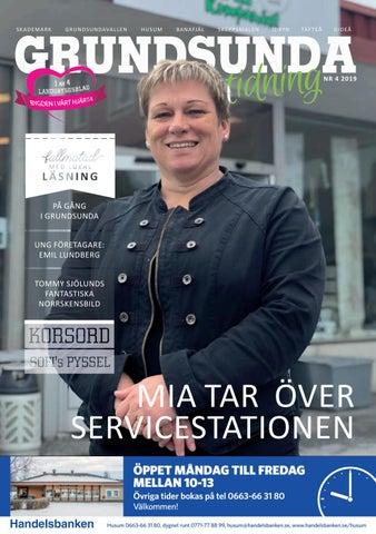 Grundsunda Tidning nummer 5/2019 by Olof Wigren Media