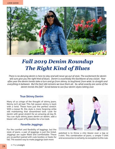 Page 24 of The Right Kind of Jeans for Fall 2019