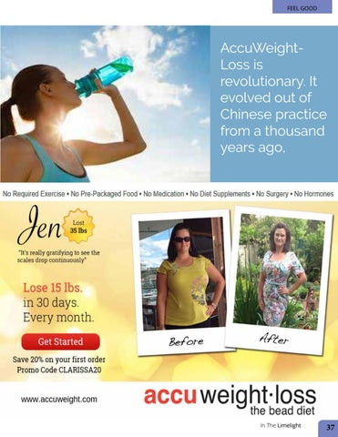 Page 37 of Revolutionary Weigh Loss based on Chinese Practice