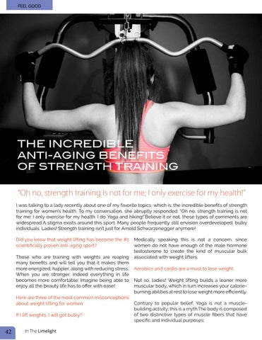 Page 42 of The Incredible Anti-Aging Benefits of Strength Training