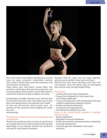 Page 43 of The Incredible Anti-Aging Benefits of Strength Training