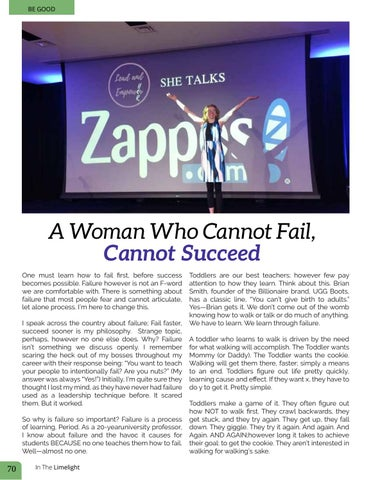 Page 70 of A Woman Who Cannot Fail, Cannot Succeed