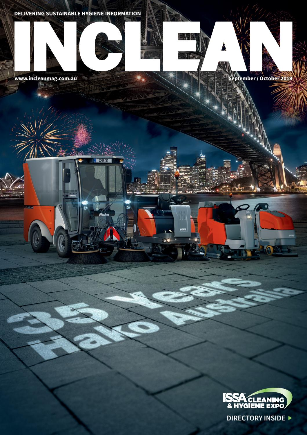 Inclean September October 2019 By The