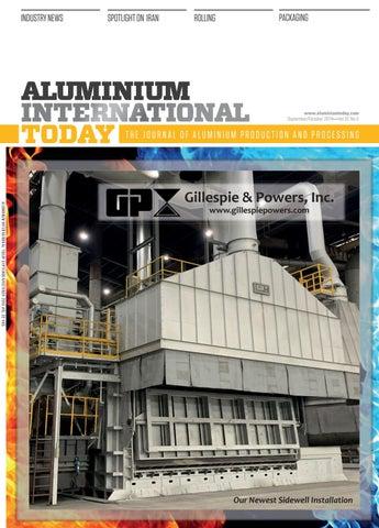 Aluminium International Today by Quartz Business Media - issuu