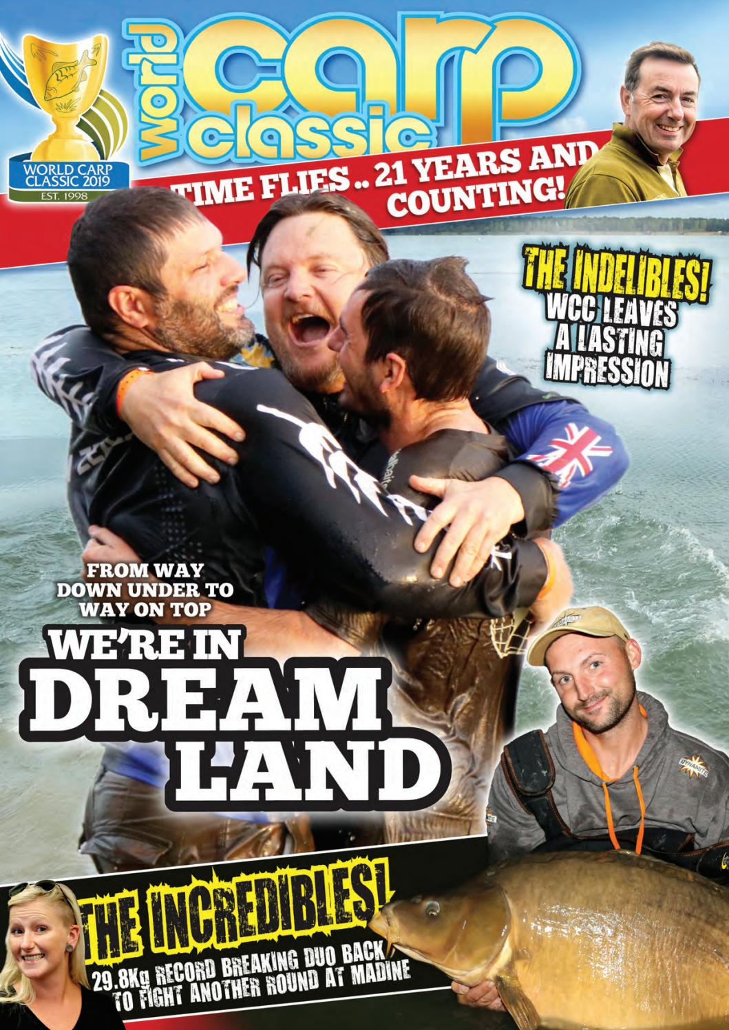 World Carp Classic 2019 ficial Magazine by Angling Spirit