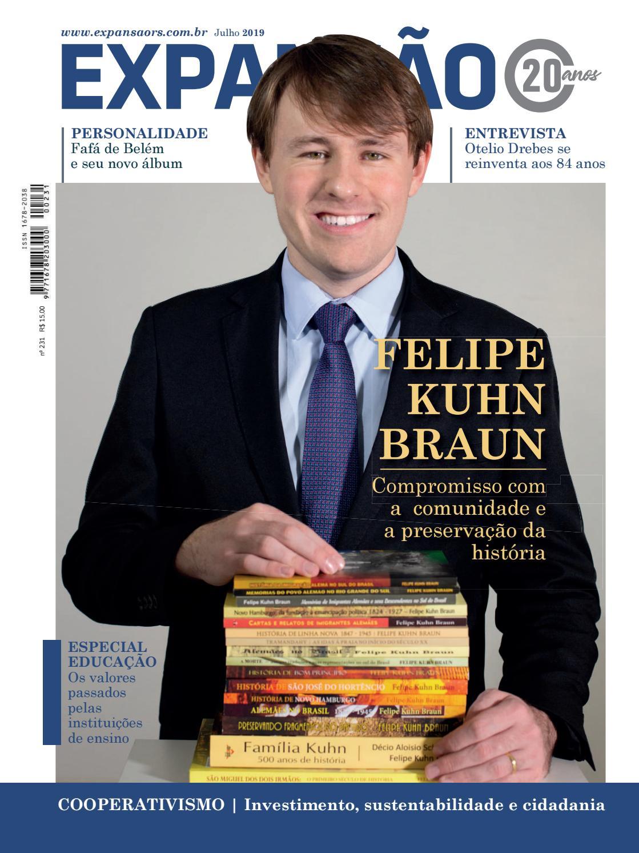 Revista Expansão Edição 231 Julho 2019 By Revista
