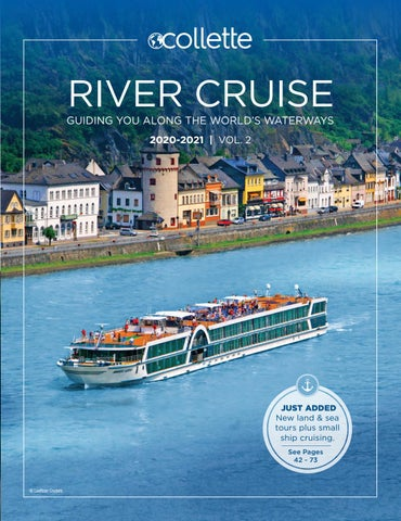 Rio Vista 4th Of July Events 2020.2020 2021 River Cruise Vol 2 Us By Collette Issuu