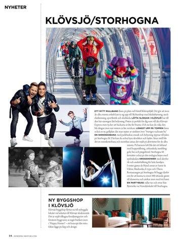 Page 14 of Nyheter i Klövsjö - Storhogna