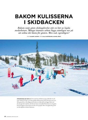 Page 40 of Bakom kulisserna i skidbacken