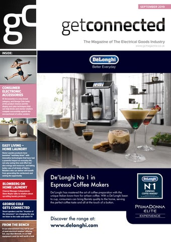 Get Connected Magazine September 2019 By Get Connected